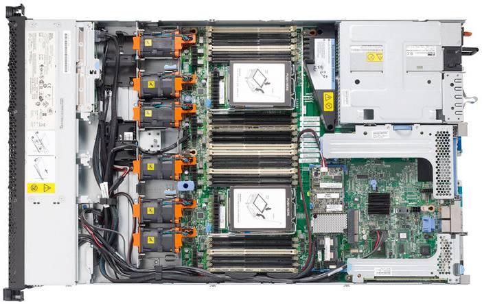 Сервер IBM x3550 M4 - фото 5
