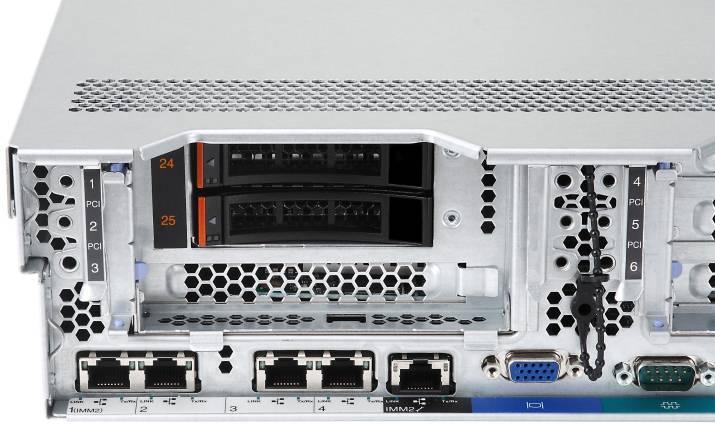 Сервер Lenovo x3650 M4 - фото 11