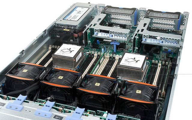Сервер Lenovo x3650 M4 - фото 10