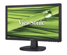 """Монитор ЖК ViewSonic VA1921a  19"""" (48.3см) 1366x768 16:9 TN+film матовая черный - фото 2"""