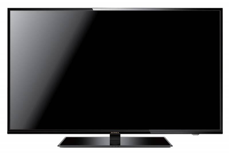 """Телевизор LED 42"""" Supra STV-LC42T410FL черный - фото 1"""