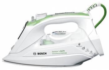 Утюг Bosch Sensixxx TDA702421E зеленый/белый