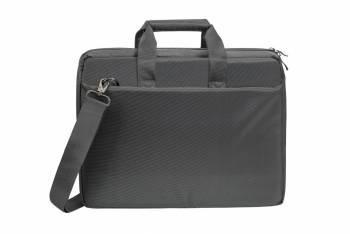 Сумка для ноутбука 15.6 Riva 8231 серый