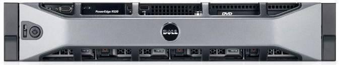 Сервер Dell PowerEdge R520 - фото 2