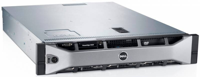 Сервер Dell PowerEdge R520 - фото 3
