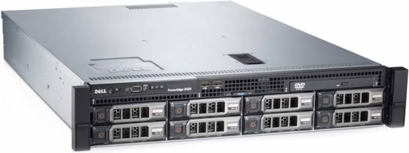 Сервер Dell PowerEdge R520 - фото 4