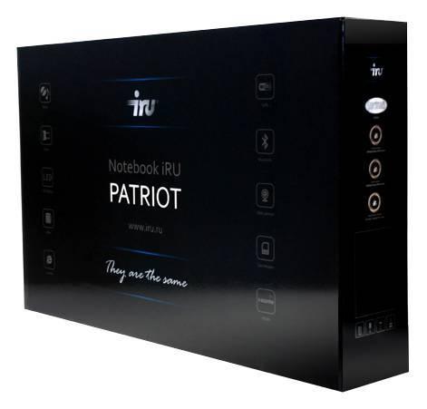 """Ноутбук 17.3"""" IRU Patriot 711 черный - фото 6"""