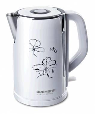 Чайник электрический Redmond RK-M131 белый (RK-M131 (БЕЛЫЙ))