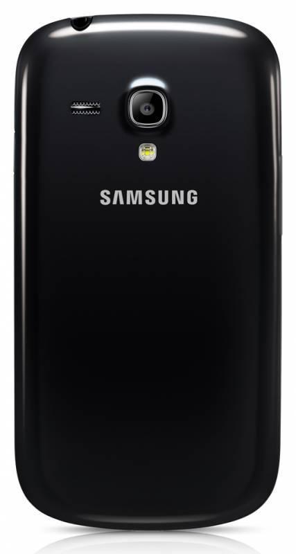 Смартфон Samsung Galaxy S III mini VE GT-I8200 8ГБ черный - фото 2