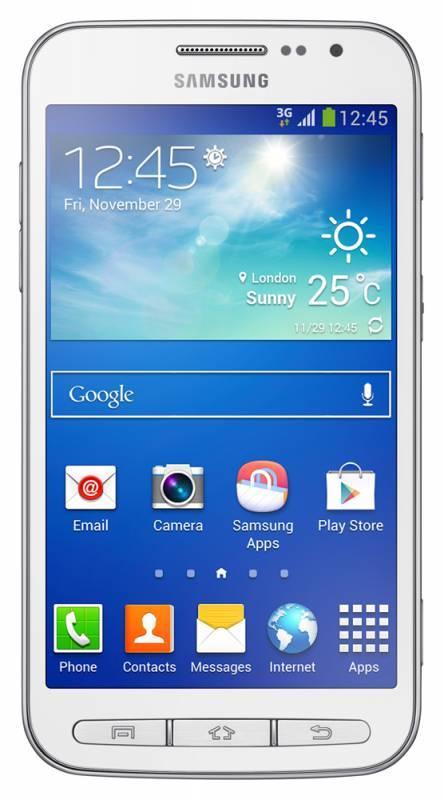 Смартфон Samsung Galaxy Core Advance GT-I8580 8ГБ белый - фото 1