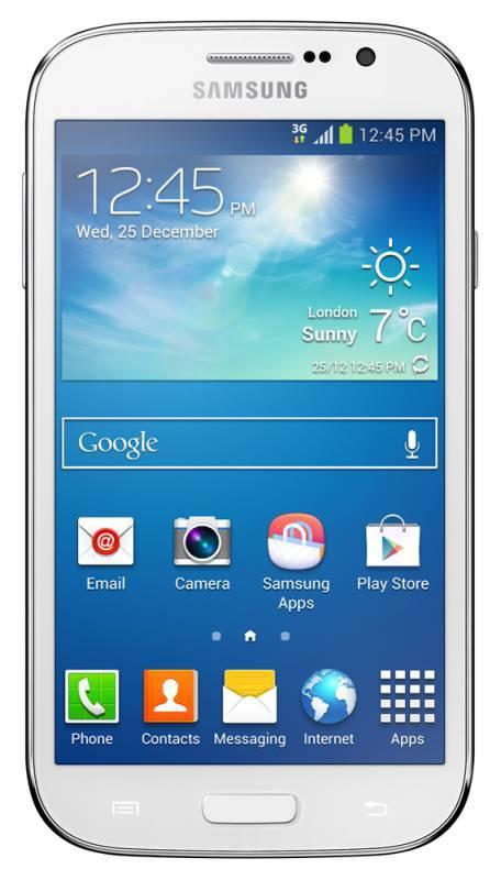 Смартфон Samsung Galaxy Grand Neo GT-I9060 8ГБ белый - фото 1