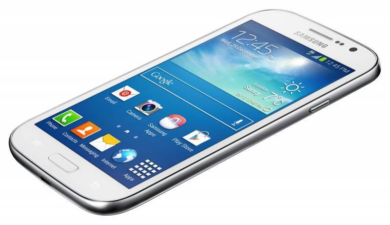Смартфон Samsung Galaxy Grand Neo GT-I9060 8ГБ белый - фото 2