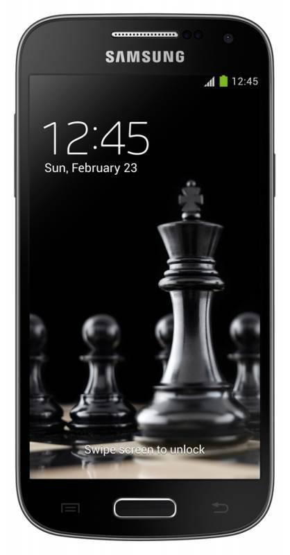 Смартфон Samsung Galaxy S4 mini GT-I9195 8ГБ черный - фото 1