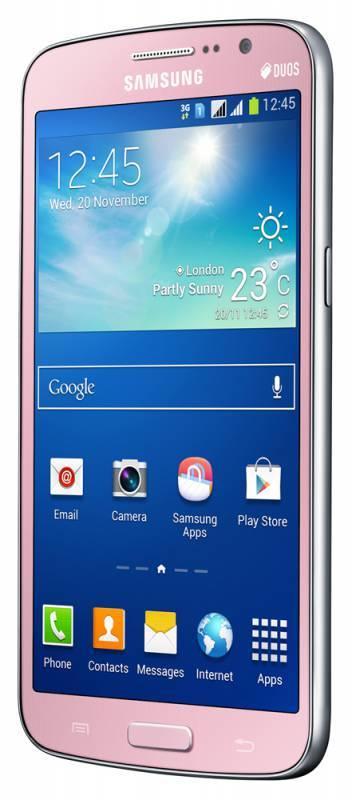 Смартфон Samsung Galaxy Grand 2 SM-G7102 8ГБ розовый - фото 2