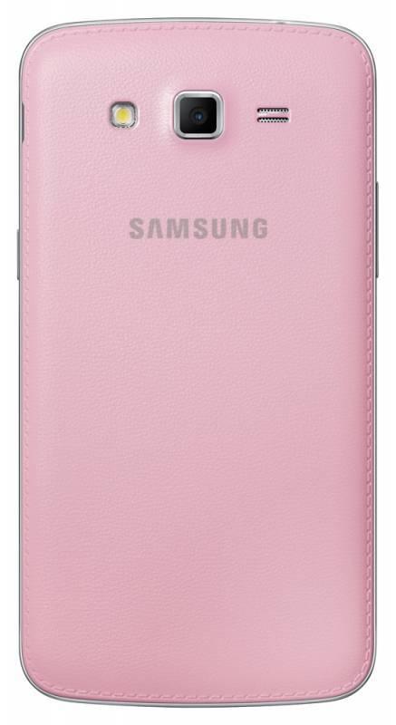 Смартфон Samsung Galaxy Grand 2 SM-G7102 8ГБ розовый - фото 5