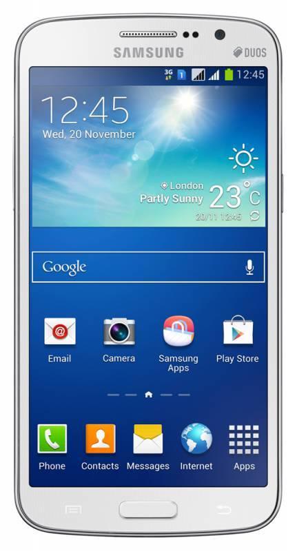 Смартфон Samsung Galaxy Grand 2 SM-G7102 8ГБ белый - фото 1
