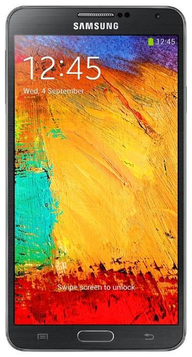 Смартфон Samsung Galaxy Note 3 SM-N9000 32ГБ красный - фото 1