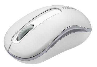 Мышь Rapoo M10 белый - фото 1