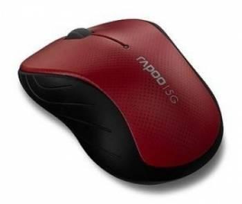 Мышь Rapoo M10 красный / белый