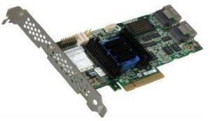 Контроллер Adaptec ASR-6805 SGL RAID 0/1/1E/10/5/5EE/6/50/60/JBOD 8i-ports 512Mb (2270100-R)