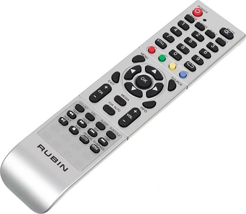 """Телевизор LED 24"""" Rubin RB-24SE5WH белый - фото 6"""
