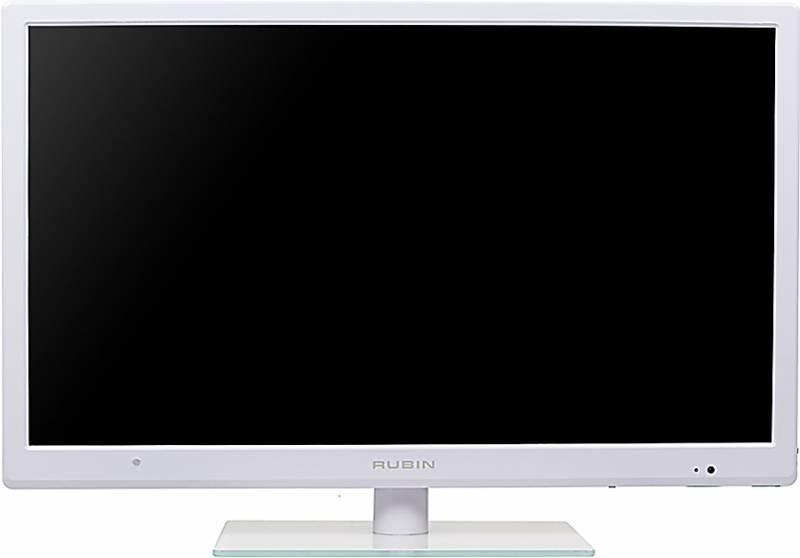 """Телевизор LED 24"""" Rubin RB-24SE5WH белый - фото 3"""