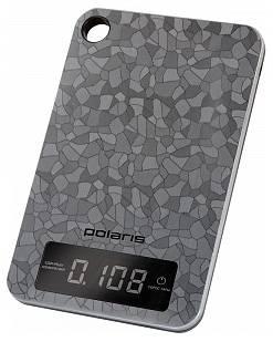 Кухонные весы Polaris PKS 0531ADL серый - фото 1