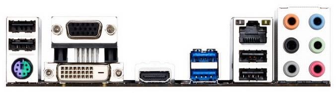Материнская плата Soc-1150 Gigabyte GA-B85M-D3H mATX BULK - фото 4