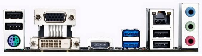 Материнская плата Soc-1150 Gigabyte GA-B85M-HD3 mATX BULK - фото 3