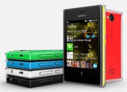 Мобильный телефон Nokia Asha 500 Dual Sim черный - фото 5