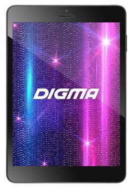 Планшет 7.85 Digma Plane 8.3 3G 8ГБ черный