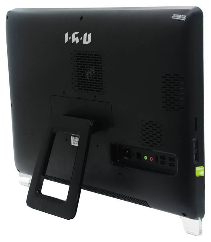 """Моноблок 18.5"""" IRU 116 черный - фото 6"""
