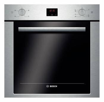 Духовой шкаф газовый Bosch HGN22H350 серебристый