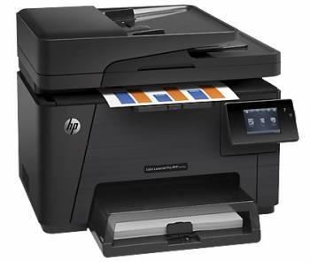 МФУ HP Color LaserJet Pro M177fw черный