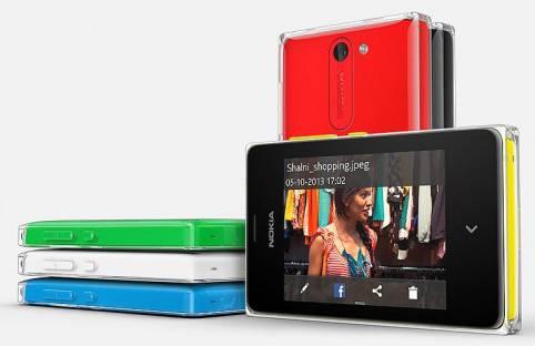 Мобильный телефон Nokia Asha 500 Dual Sim белый - фото 5