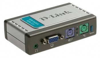 Переключатель D-Link KVM-121/A2A