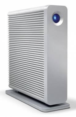 Сетевое хранилище USB 3.0 4096Gb Lacie 9000258EK серебристый