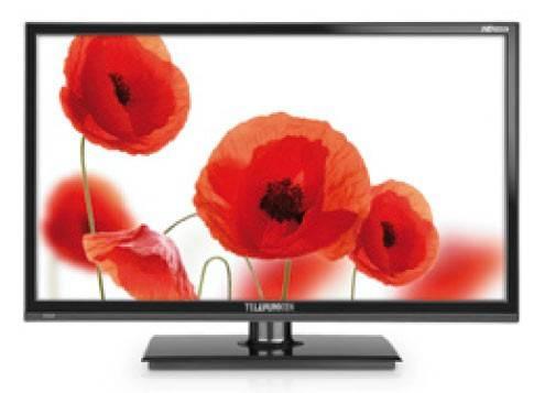 """Телевизор LED 15.6"""" Telefunken TF-LED15S5 черный - фото 1"""