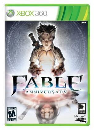 Игра для XBOX 360 Microsoft Fable Anniversary - фото 1