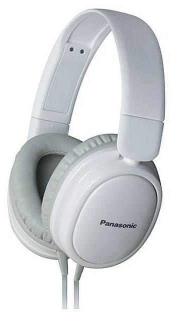 Наушники с микрофоном Panasonic RP-HX250ME-W белый - фото 1