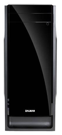 Корпус mATX Zalman ZM-T2 Plus черный (ZM-T2+) - фото 2