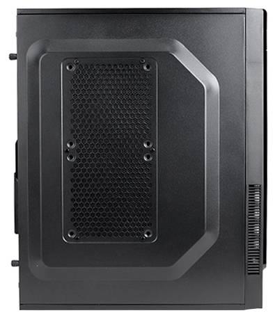 Корпус mATX Zalman ZM-T2 Plus черный (ZM-T2+) - фото 3