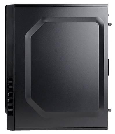 Корпус mATX Zalman ZM-T2 Plus черный (ZM-T2+) - фото 4