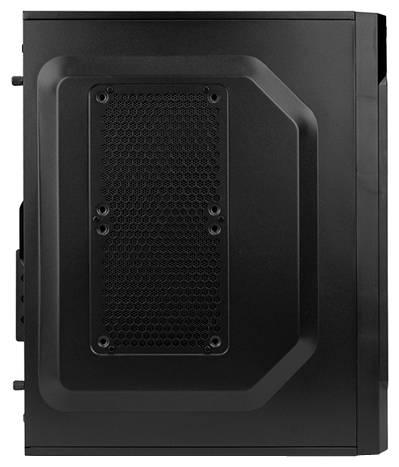 Корпус mATX Zalman ZM-T1 Plus черный (ZM-T1+) - фото 3