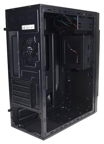 Корпус mATX Zalman ZM-T1 Plus черный (ZM-T1+) - фото 5