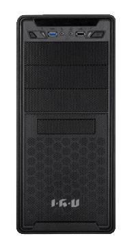 Системный блок IRU Power 720 черный - фото 2