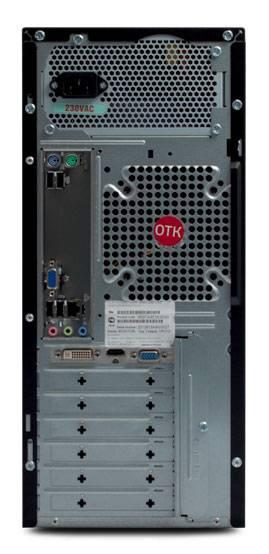 Системный блок IRU Corp 335 черный - фото 4