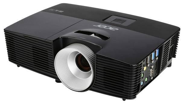 Проектор Acer P1383W черный - фото 1