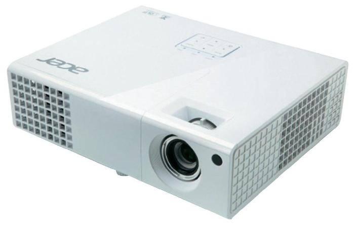 Проектор Acer P1173 белый - фото 1
