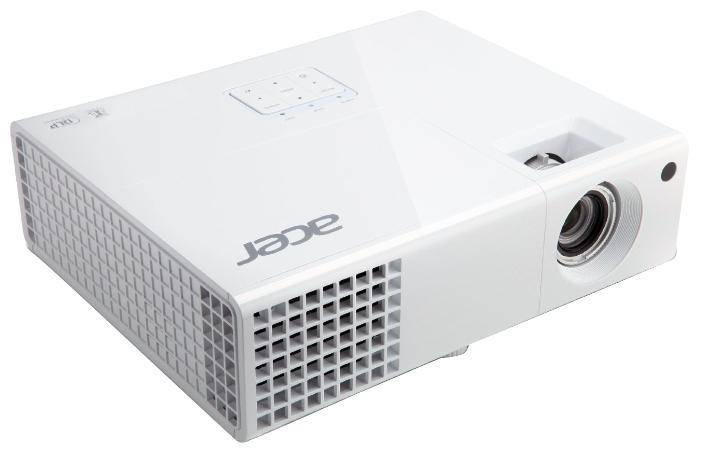 Проектор Acer P1173 белый - фото 2